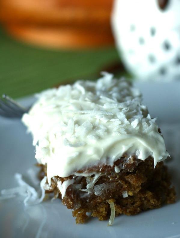 Pumpkin Spice Cake - Rorschach Coffee and 1963