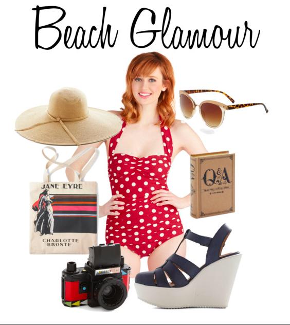 Beach Glamour ModCloth